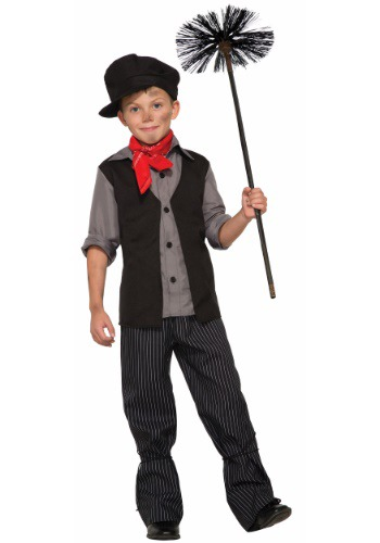 Chimney Sweep Costume for Kids