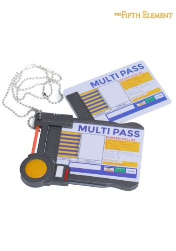 Fifth Element Multipass Accessory