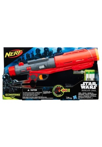Star Wars Rogue One Imperial Death Trooper Deluxe Nerf Blast