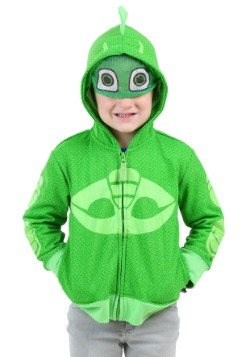 PJ Masks Gekko Toddler Boy Costume Hooded Sweatshirt