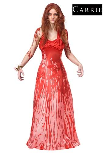 Women's Carrie Costume