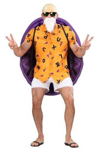 Dragon Ball Z Master Roshi Costume for Men
