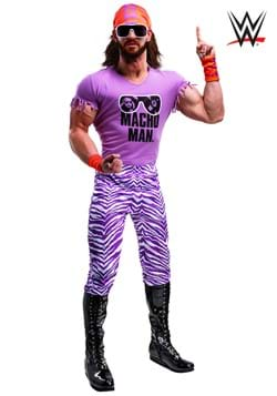 WWE Adult Macho Man Madness Costume Update