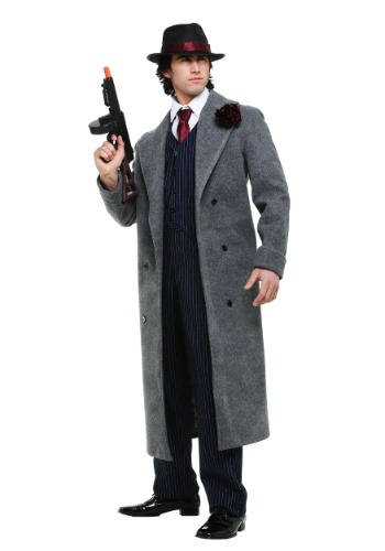 Cold Blooded Mobster Mens Costume
