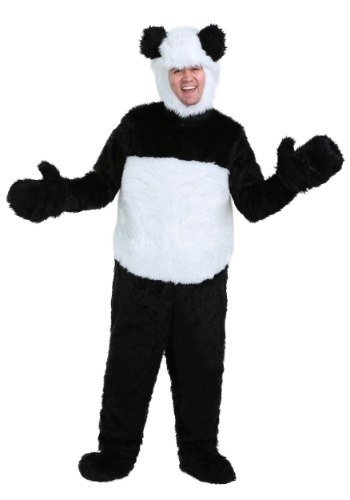 Deluxe Panda Costume for Adults