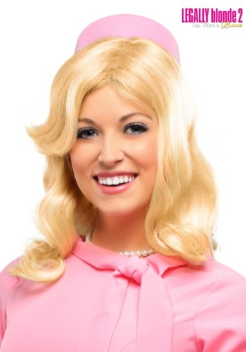 Women's Legally Blonde 2 Elle Woods Wig