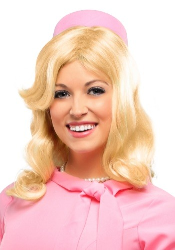 Womens Elle Woods Wig from Legally Blonde 2