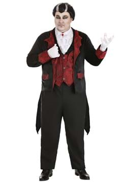 Plus Size Dashing Vampire Costume