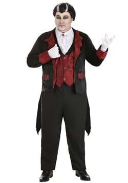 Plus Size Dashing Vampire Costume