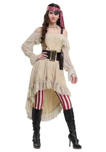 Click Here to buy Swashbucklin Sweetie Womens Costume from HalloweenCostumes, CDN Funds & Shipping