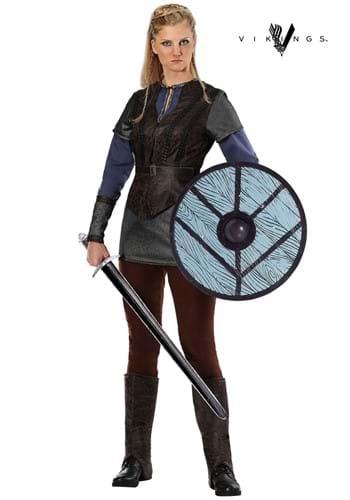 Vikings Lagertha Lothbrok Women's Costume