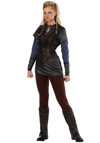 Vikings Lagertha Lothbrok Costume for Women