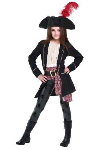 Click Here to buy Buccaneer Girls Costume from HalloweenCostumes, CDN Funds & Shipping