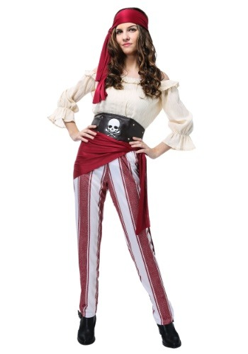 Deckhand Darling Costume for Women