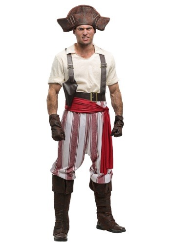 Click Here to buy Seven Seas Pirate Mens Costume from HalloweenCostumes, CDN Funds & Shipping