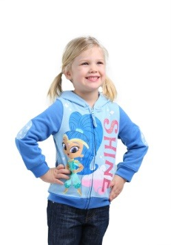Shimmer & Shine Toddler Girls Shine Costume Hoodie