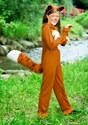 Girl's Sly Fox Costume