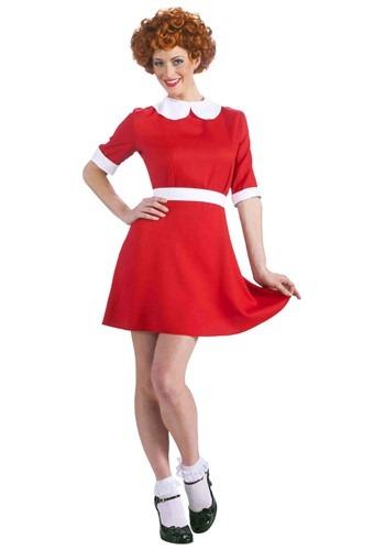 Adult Annie Costume