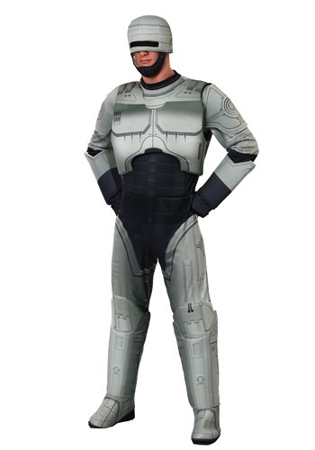 Click Here to buy Adult Robocop Costume | 80s Movie Costumes from HalloweenCostumes, CDN Funds & Shipping