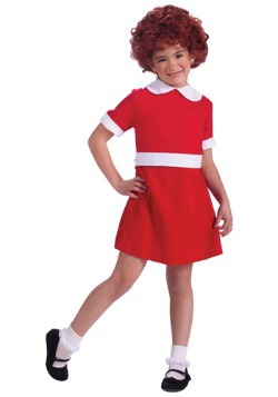 Child Annie Costume