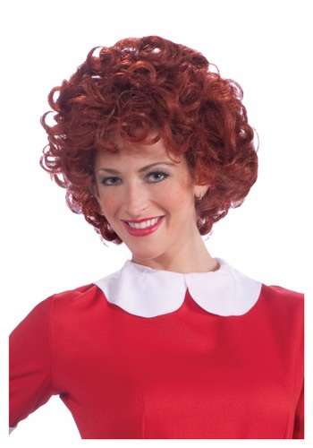 Click Here to buy Adult Annie Wig from HalloweenCostumes, CDN Funds & Shipping
