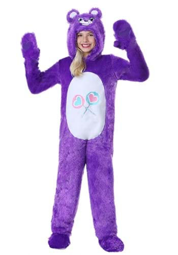 Click Here to buy Care Bears Kids Classic Share Bear Costume from HalloweenCostumes, CDN Funds & Shipping