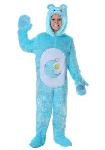 Click Here to buy Care Bears Kids Classic Bed Time Bear Costume from HalloweenCostumes, CDN Funds & Shipping