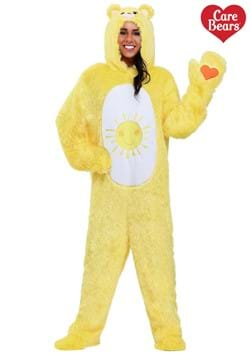 Care Bears Adult Classic Funshine Bear Costume_update