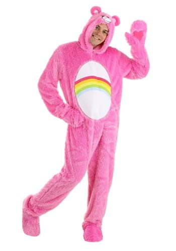Click Here to buy Care Bears Adult Classic Cheer Bear Costume from HalloweenCostumes, CDN Funds & Shipping