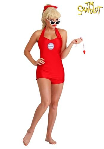 Wendy Peffercorn Adult Sandlot Costume