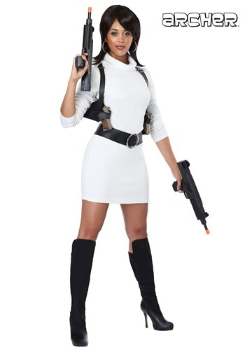 Archer Lana Kane Women's Costume