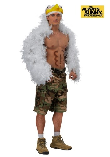 Always Sunny Birds of War Costume