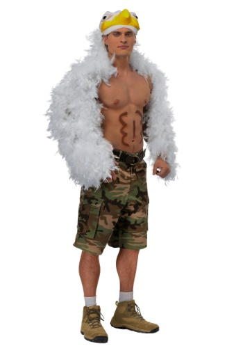 Click Here to buy Always Sunny Birds of War Costume for Adults from HalloweenCostumes, CDN Funds & Shipping