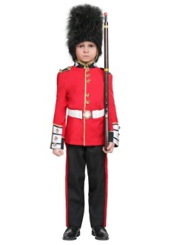 Child Royal Guard Costume