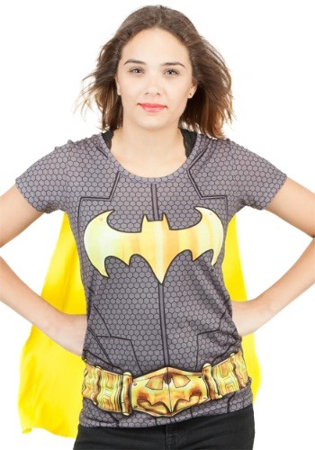 Batman Suit up Sublimated Caped Tee