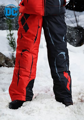 DC Girls Harley Quinn Snowpants