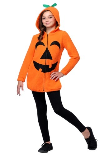 Click Here to buy Playful Pumpkin Girls Costume from HalloweenCostumes, CDN Funds & Shipping