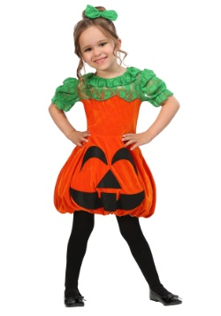 Pretty Pumpkin Toddler Costume