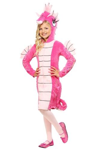 Girl's Seahorse