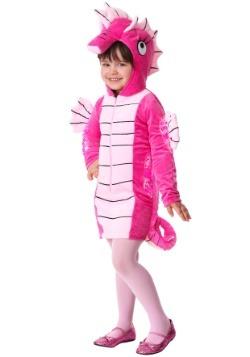 Toddler Girl's Seahorse