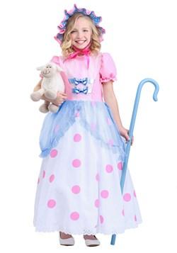 Girls Little Bo Peep Costume