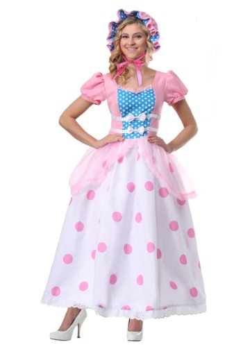 Bo Peep Plus Size Costume for Women