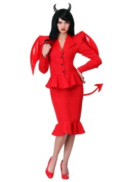 Women's Fierce Devil Costume