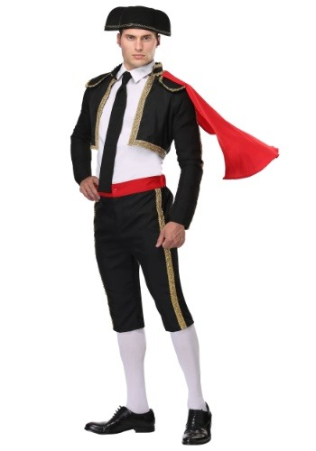 Click Here to buy Mighty Matador Mens Costume from HalloweenCostumes, CDN Funds & Shipping