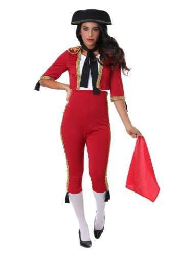 Women's Marvelous Matador Costume
