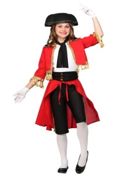 Beautiful Matador Girls Costume