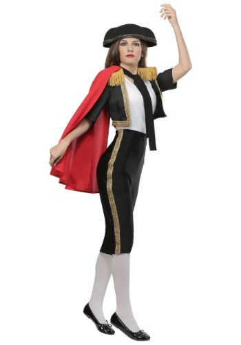 Click Here to buy Magnificent Matador Plus Size Womens Costume from HalloweenCostumes, CDN Funds & Shipping