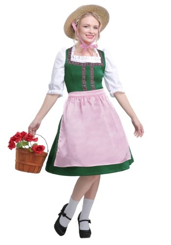Women's Oktoberfest Beauty Costume
