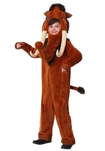 Click Here to buy Ice Age Manny the Mammoth Costume from HalloweenCostumes, CDN Funds & Shipping