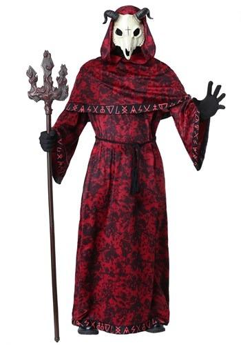 Plus Size Adult Demon Costume